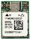 WiFi+BTコンボ M.2 1216 LGAソリューション