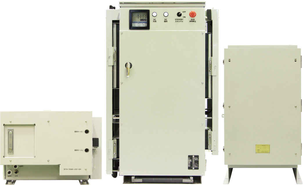燃料電池複合型電源システム